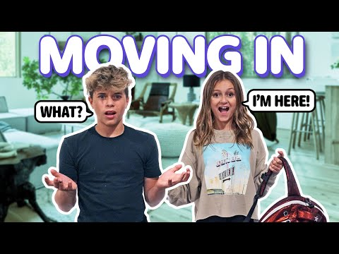 MOVING IN WITH MY BEST FRIEND! **FUNNY PRANK**   Sophie Fergi ft. Gavin Magnus