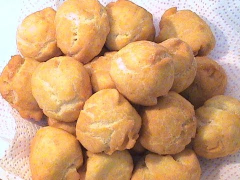 Nigerian Buns | Nigerian Snacks Recipes