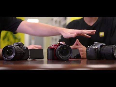 Nikon D5300 HD SLR Camera Review by Nikon (HD)