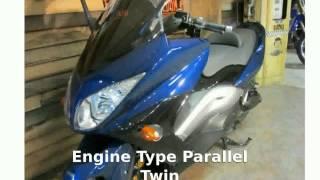 2. 2009 Yamaha TMAX Base - Specs