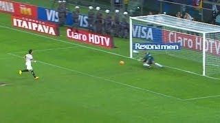 Pênaltis - Grêmio x Corinthians 23/10/2013 - Copa do Brasil - completo.