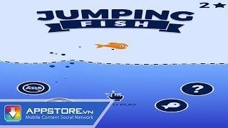 [Android Game]Jumping Fish - Siêu các nhảy nhót - AppStoreVn, tin công nghệ, công nghệ mới