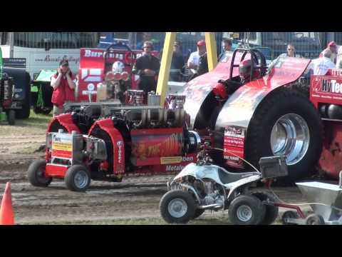 Total Agri Beachpull -