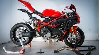 5. Funny Timelapse exhaust change Ducati 999S