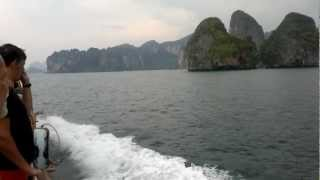 Beautiful Journey - Koh Lanta To Ao Nang, Krabi - Thailand