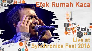 Video Efek Rumah Kaca live at SynchronizeFest - 30 Oktober 2016 MP3, 3GP, MP4, WEBM, AVI, FLV September 2018