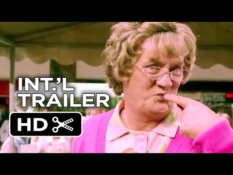 Mrs. Brown's Boys D'Movie UK Trailer #1 (2014) - Brendan O'Carroll Comedy HD