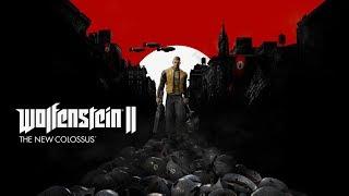 Wolfenstein 2 The New Colossus - Game Movie
