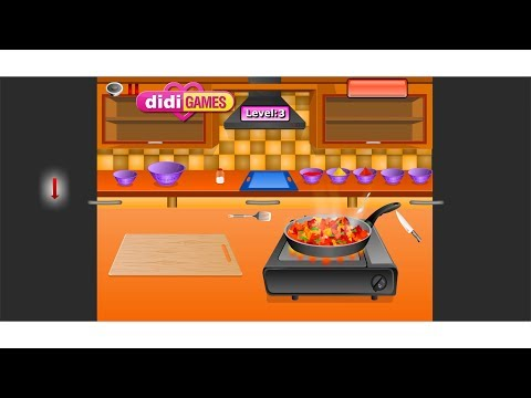 GamePlay Cooking Game Butter Chicken Recipe