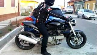 8. Ducati Monster 620 Dark