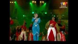 Dato' Siti Nurhaliza - Balqis, Nirmala & Cindai @ AJL25 Video