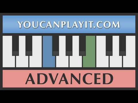 Beethoven - Moonlight Sonata [Advanced Piano Tutorial]