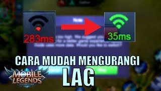 Video CARA MENGURANGI LAG JARINGAN DI ML (SUPER SIMPLE) • Mobile Legends Indonesia (60 fps) MP3, 3GP, MP4, WEBM, AVI, FLV Oktober 2017