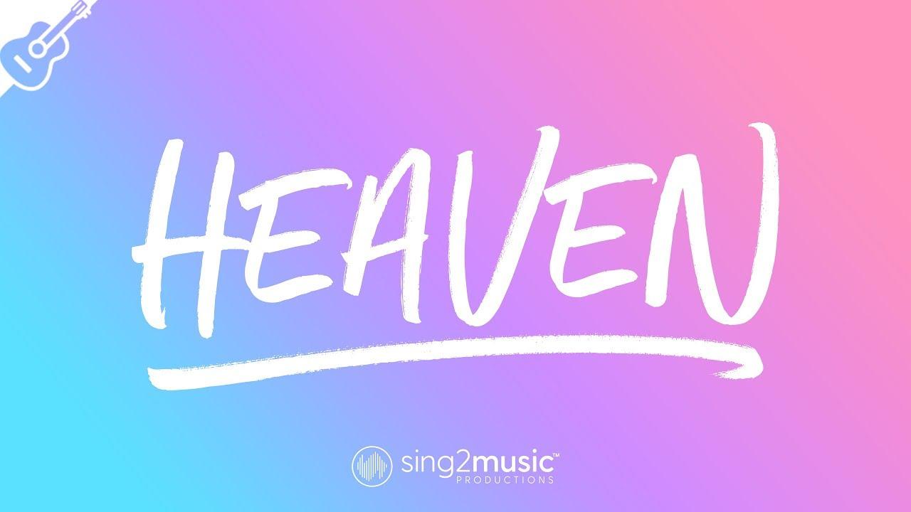 Heaven (Lower Key – Acoustic Guitar Karaoke) Bryan Adams