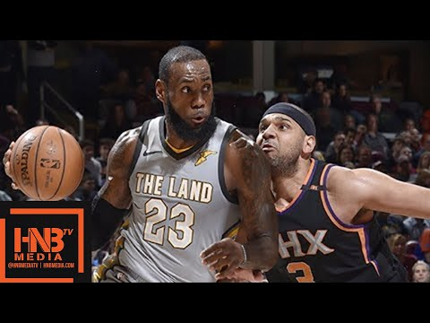 Cleveland Cavaliers vs Phoenix Suns Full Game Highlights / March 23 / 2017-18 NBA Season - Thời lượng: 9:44.