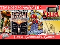 Road to Nintendo Switch Top 10 Gamecube Games