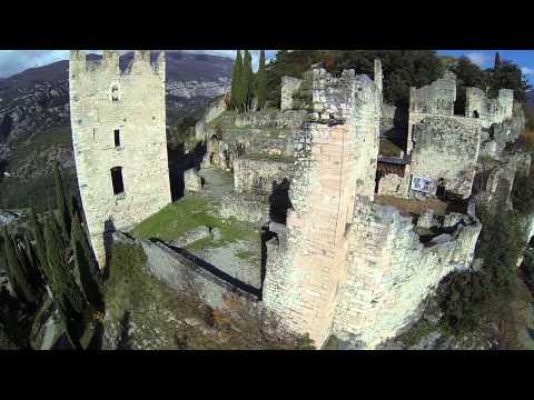 Castello di Arco al volo