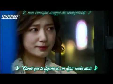 MV Heartstrings OST   Because I Miss You Jung Yong Hwa   SUB  ESPAÑOL + LYRICS HD   YouTube (видео)