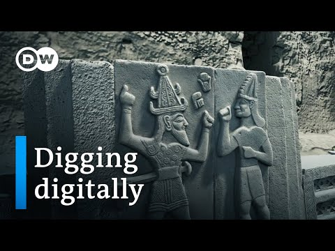 Archeology – exploring the past with modern technology   DW History Documentary