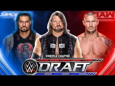 WWE Draft/ShakeUp Date Revealed 2018 ? WWE Planning Draft in 2018 ! WWE Draft 2018