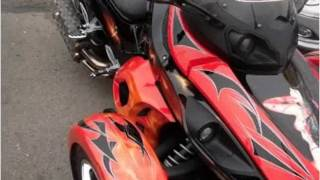 5. 2009 Can-Am Spyder Used Cars Chicago IL