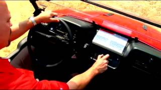1. Honda Big Red Review of Safety Features Specs & Walk Around Test Drive