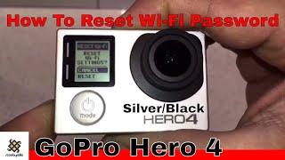 Video How To Reset Wi-Fi Password Gopro Hero 4 Silver / Black MP3, 3GP, MP4, WEBM, AVI, FLV September 2018