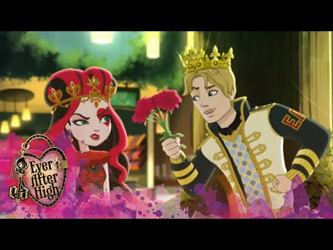 high - Daring Charming is challenged to go a date with Lizzie Hearts...and ends up being unhexpectedly charmed by her! SUBSCRIBE: http://bit.ly/EverAfterSub About Ever After High: Shut the storybooks...
