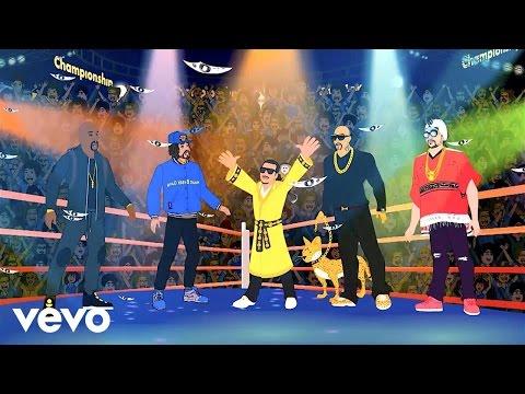 Mally Mall Ft. French Montana, 2 Chainz & Iamsu!  - Where You At