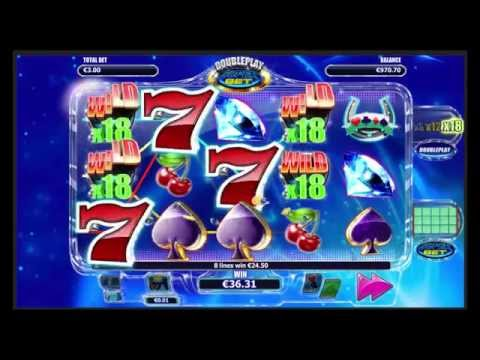 Double Play Super Bet Slot - Bonus Round  - Nextgen