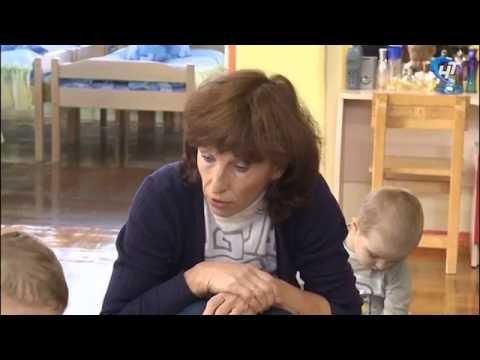 В России принимают поздравления работники дошкольных учреждений