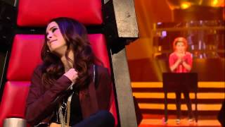 Amazing Voice! All Judges Shoked! The Voice Kids 2014 Germany Blind Audition