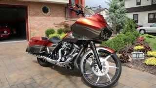 8. ~~SOLD~~2013 Harley Davidson Screamin Eagle Road Glide For Sale~FLTRXSE~Over The Top Show Bike!