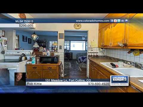 131 Meadow Ln  Fort Collins, CO Homes for Sale | coloradohomes.com