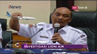 Video Pasca Jatuhnya Pesawat Lion Air, Inilah Penjelasan dari KNKT Terkait Investigasi - iNews Sore 07/11 MP3, 3GP, MP4, WEBM, AVI, FLV Januari 2019