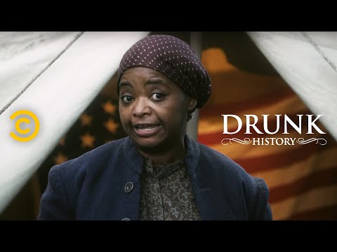 Drunk History - Harriet Tubman Leads an Army of Bad Bitches (ft. Octavia Spencer)