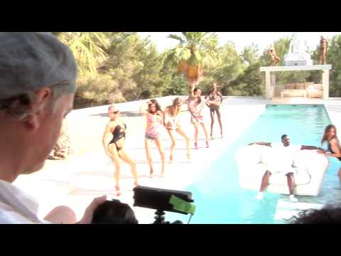 David Guetta - Sexy Chick (Behind the scenes - edit) ft. Akon