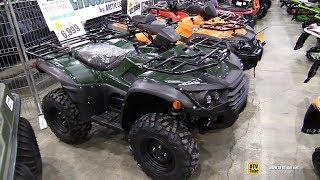 2. 2018 Argo Xplorer XR 500 Recreational ATV - Walkaround - 2017 Toronto Snowmobile ATV Show