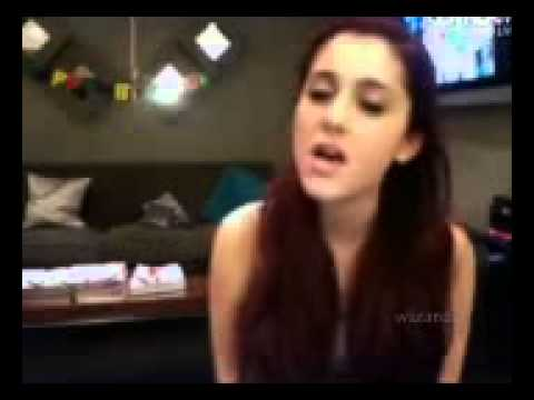 Ariana Grande's Britney Spears Impression