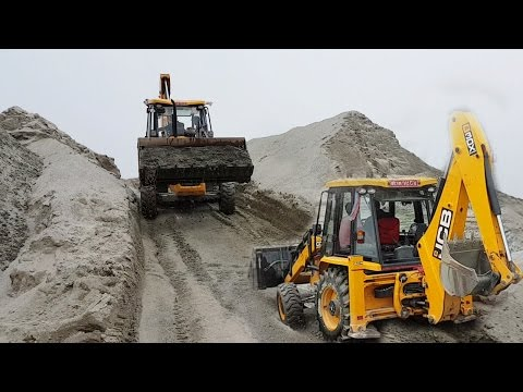 Video JCB Dozer Amazing Work On Sandy Place - JCB VIDEO download in MP3, 3GP, MP4, WEBM, AVI, FLV January 2017