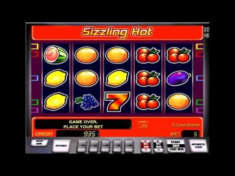 Игровые онлайн автоматы sizzling hot играть в гаминатор бесплатно