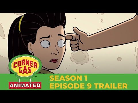 Spy Me to the Moon Trailer | Corner Gas Animated Season 1 Episode 9