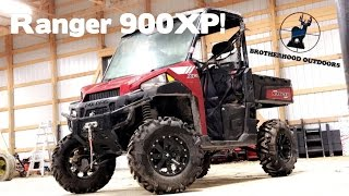 6. Polaris Ranger 900XP Modifications! | What you Need To Know | Lift & Tires!