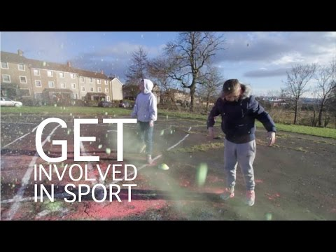 Andrew Marley and his team from Glasgow are encouraging young people to get involved in sport, after they were inspired by the 2014 Commonwealth Games in the city's east end. With Fixers, the 17-year-old and his group have helped create this film to highlight the importance of physical activity and show that exercise can be accessible to everyone.