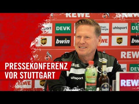 PK: GISDOL und HELDT über das FC-Auswärtsspiel beim VfB Stuttgart | 1. FC Köln | Pressekonferenz