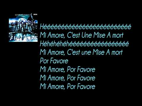 Sexion D'assaut - Wati House Lyrics