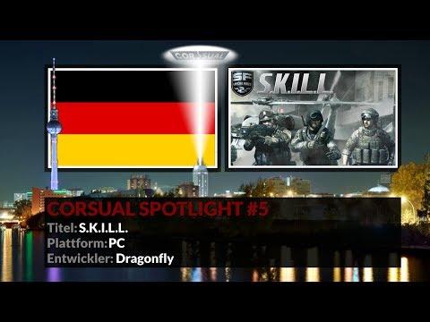 S.K.I.L.L. | Corsual Spotlight #5