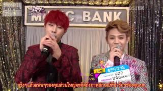 [ซับไทย] Yang Yoseob (BEAST) & Kim Sungkyu (INFINITE) - Waiting Room (Music Bank)