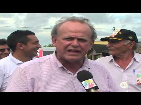 César Messias agradece os votos obtido em Tarauacá