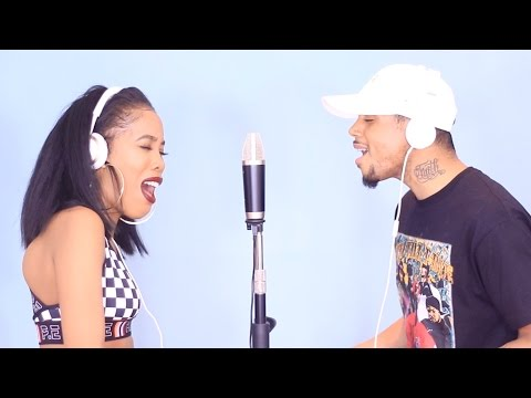 Justin Timberlake Ft Beyonce Until The End Of Time Cover With My Husband | Sing-A-Thon Day 6
